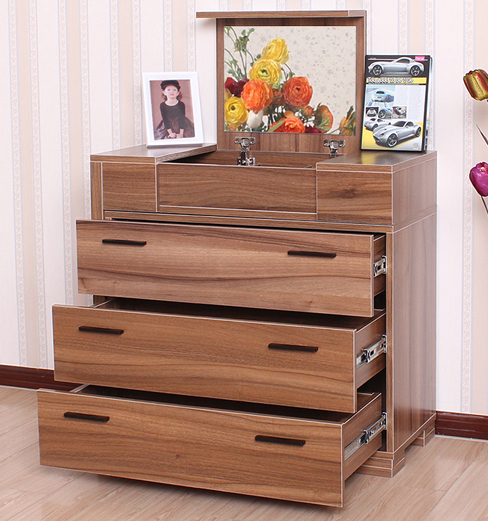 IKEA EASY ASSEMBLE WOODEN DRESSING TABLE